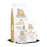 Brit Care Eakatele/Kaaluprobleemidega koertele Lõhe&Kartuliga 3kg
