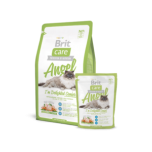 "Brit Care eakale kassile ""Angel I´m Delighted Senior"" 0,4kg"