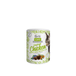Brit Care Cat Snack SuperFr Chicken 100g