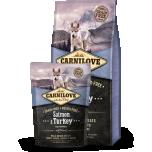 Carni Love kuivtoit kutsikale Lõhe&kalkunilihaga 1,5kg