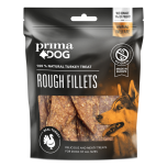 PrimaDog Rough Fillets kalkunifilee 90g