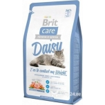 "Brit Care ülekaalulisele kassile ""Daisy I´ve to control my Weight"" 0.4KG"