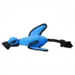 Koera mänguasi NERF Pet Trackshot Launcer Duck