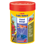 "Sera ""CRABS NATURAL"" krabidele 100ml"