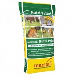 MARSTALL Nutri-Pellet - kompaktne kaeravaba sööt pelletina 25kg