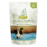 Isegrim Roots II Duoprotein 410 pouch Duck&Hearts