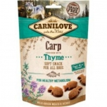 Carni Love maius koerale Karpkala&tüümian 200g