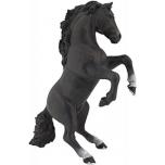 Papo must küünaldav hobune