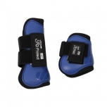 Luxury tendon boots set Aqua Full