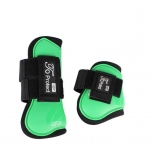 Luxury tendon boots set Crispy apple Pony