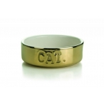Beeztees kassi kauss Gold keraamiline 11,5x4cm