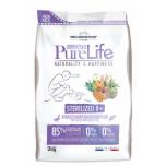 Pure Life kuivtoit steriliseeritud eakale kassile  2kg