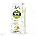"Brit Fresh ""Run & work"" pardiliha&hirsiga 2,5kg"