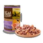 SF koera konserv lõhe,kana&kõrvitsaga 400g