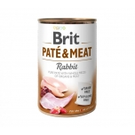 BC Pate & Meat Rabbit kons 400g