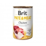 BC Chicken Pate&Meat kons 400g