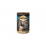 Carni Love Salmon & Turkey kons 400g