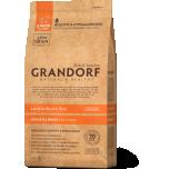 GRANDORF täistoit juuniorile lambaliha & pruuni riisiga 3kg