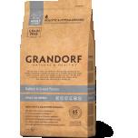 GRANDORF täistoit täiskasvanud koerale küülikuliha & bataadiga 3kg