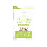 Pure Life kuivtoit steriliseeritud koerale Pardiliha & Valge Kalaga 2kg
