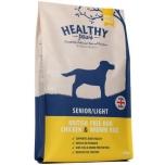 "Healthy Paws ""Briti kanaliha & pruuni riisiga"" SEENIORILE 12kg"