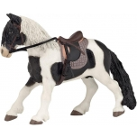 PAPO Pony with saddle and bridle
