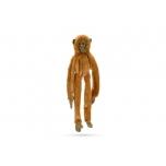 Beezteez koera mänguasiahv pehme pruun 50 cm