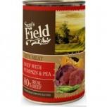 Sam`s Field konserv veiseliha kõrvitsa&hernestega 400g