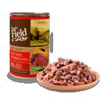 Sam´s Field konserv loomaliha, kõrvitsa&hernestega 400g