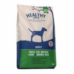 "Healthy Paws  ""Briti Lambaliha ja pruuni riisiga"" 2kg"