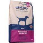 """Healthy Paws """"Pardi ja jäneselihaga ja pruuni riisiga"""" 2kg"""