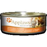 Applaws kassi konserv kana/kõrvits 156g N1