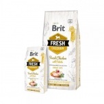 "Brit Fresh ""Adult"" kanaliha&kartuliga 12kg"