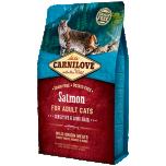 CL kuivtoit täiskasvanud kassile Lõhega 6kg