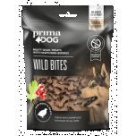 Prima Dog koera maius Wild vutiliha viirpuumarjadega 150g