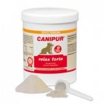 Canipur - relax forte 150g - närvilistele, rahututele koertele