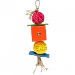 Lindude mänguasi 24cm