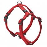 Koera traksid Ziggi red 90-120cm 25mm