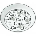 Keraamiline sööginõu kassile CAT 16cm