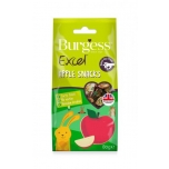 Burgess Excel väikelooma maius Apple Snacks 80g