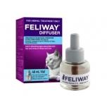 Feliway kassi diffuusori täitepudel, rahustav 48 ml