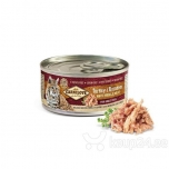 Carni Love cat Turkey&Reindeer kons100g