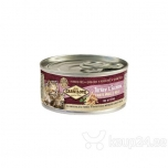Carni Love cat Turkey&Salm kitt kons100g
