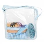Mini grooming kit- Light blue