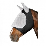 Full mesh fly mask with lycra S