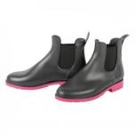 Jodhpur boots starter colour Pink/black- 37