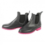Jodhpur boots starter colour Pink/black- 38