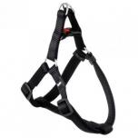 Koera traksid Step & Go Ziggi black 20-35cm 10mm