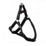 Koera traksid Step & Go Ziggi black 60-90cm 25mm