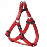 Koera traksid Step & Go Ziggi red 25-45cm 15mm